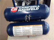 CAMPBELL HAUSFELD Air Compressor FP209501 2GALLON TWIN STACK ELECTRIC COMPRESSOR